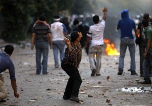 Число пострадавших в результате беспорядков в Каире превысило 500 человек