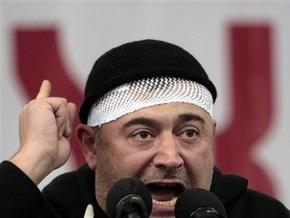 Грузинская оппозиция заявила о безрезультатном исходе переговоров с Саакашвили