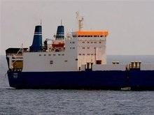Российский корабль не будет применять силу в отношении пиратов, захвативших украинское судно