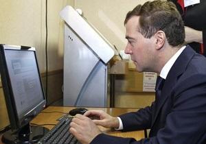 Медведев хотел бы работать в Сколково