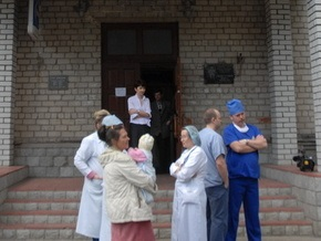 Отравление в Джанкое: госпитализированы уже 93 ребенка