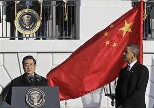 Фотогалерея: Сделано для Китая. Как Обама встречал Ху Цзиньтао в США