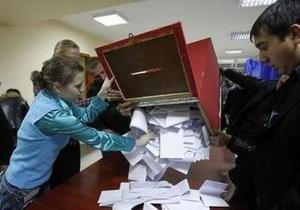 В ЦИК Молдовы сообщили, что на выборах в парламент лидируют коммунисты
