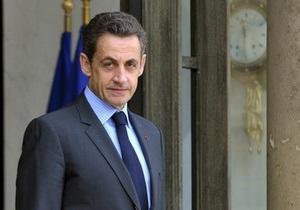 Саркози: Если Каддафи действительно финансировал мою кампанию, тогда я оказался неблагодарным