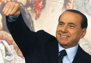 Берлускони озвучил рекламу туризма в Италии