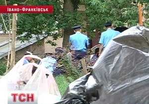 В Ивано-Франковске на мусорной площадке нашли двух мертвых младенцев