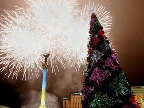 Сегодня начнут устанавливать главную елку Украины
