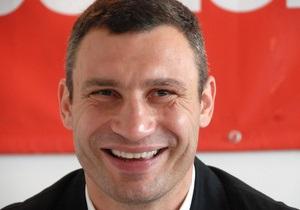 Виталий Кличко: Черновецкому осталось очень мало