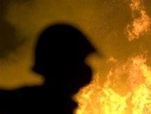 В Санкт-Петербурге горит Сенной рынок