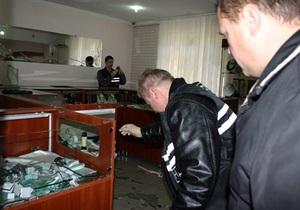 Ограбление ювелирного салона в Мариуполе: убиты сотрудники магазина, подозреваются двое мужчин