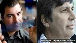 Физики-россияне Новоселов и Гейм возведены в рыцари