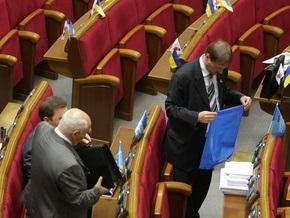 Рада не может внести ни одной поправки к закону о выборах