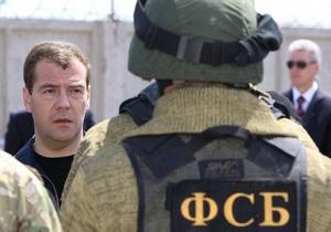 Глава ФСБ встал на защиту закона, разрешающего его подчиненным выносить предупреждение россиянам