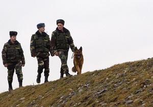 В Луганской области трое украинцев незаконно переправили через границу десять иностранцев