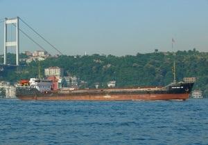 В Черном море найдено тело моряка, погибшего в результате крушения украинского сухогруза
