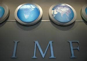 Миссия МВФ прибудет в Украину 24 марта