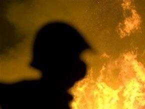 В Дарнице сегодня горел жилой дом