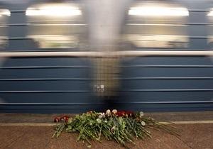 Проводника смертниц, взорвавших метро в Москве, еще ищут