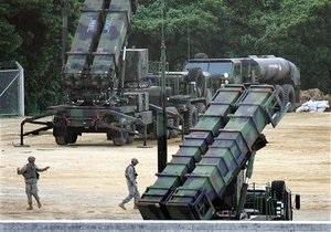 зенитно ракетные комплексы Patriot