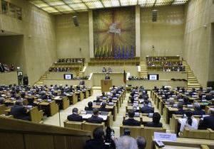 Литовский депутат лишился мандата из-за прогулов заседаний