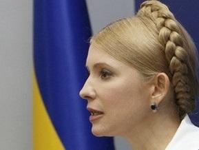 Тимошенко сообщила об аресте таможенника за отказ растаможить газ для RosUkrEnergo