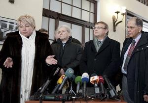 Минздрав просит оппозицию и СМИ не спекулировать на теме болезни Тимошенко