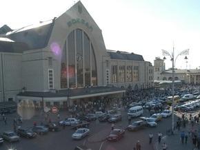В Киеве принят проект реконструкции железнодорожного вокзала
