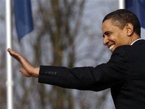 Обама поздравил новоизбранных президента и министра иностранных дел ЕС