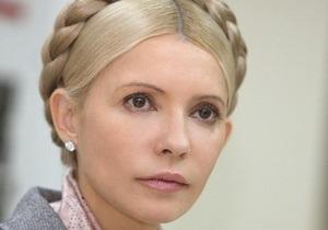 Суд выдал постановление о задержании Тимошенко