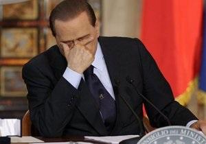 Прокуратура просит пять лет тюрьмы для Берлускони