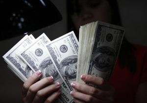 Доллар рухнул до трехлетнего минимума из-за роста рынков акций