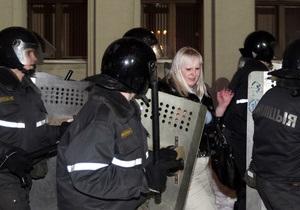 Белорусов призвали поддержать осужденных за акцию против Лукашенко