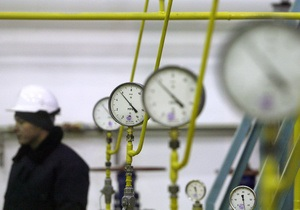 Украина существенно сократила закупки нефти и газа