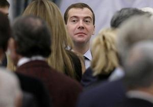 Обнародован кадровый резерв Медведева
