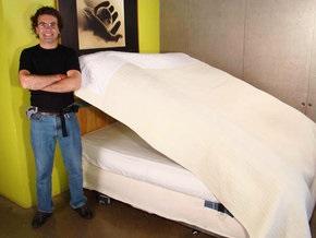 Чилийцы создали самозастилающуюся кровать ВЕD