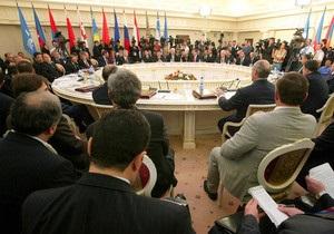 Обнародован текст соглашения о ЗСТ Украины с СНГ