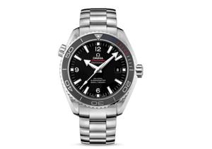В честь Олимпиады в Сочи компания Omega выпустила две особые модели наручных часов