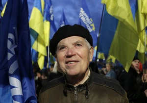 Партия регионов: Выборы-2012 - самые прозрачные и конкурентные в истории Украины