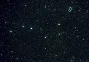 В созвездии Большой Медведицы обнаружен зародыш галактики