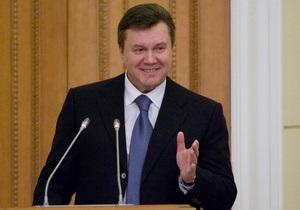 Янукович не смог дать конкретное название экономической системе в Украине