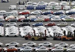 Утилизационный сбор разжег ажиотаж на украинском рынке легковых авто - эксперты