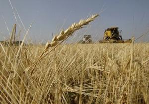 Цены на пшеницу достигли максимума за четыре года