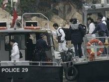 В Украину доставлены тела погибших в Китае моряков