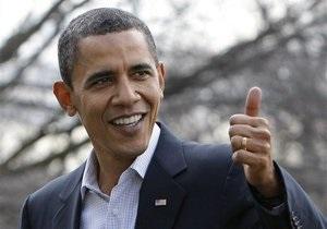 Обама прошел свой первый президентский медосмотр