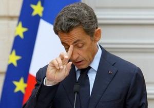 Саркози: Действия коалиции в Ливии спасли тысячи жизней