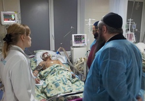 В Киеве неизвестные избили студента еврейской школы