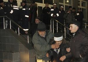 МВД: Милиция не виновата в смерти чернобыльца в Донецке