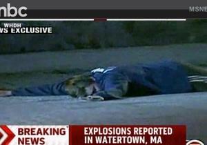 Бостон: Полиция подтвердила смерть подозреваемого в бостонском теракте