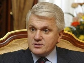 Литвин пообщался с Дубиной и назвал цену на газ для Украины