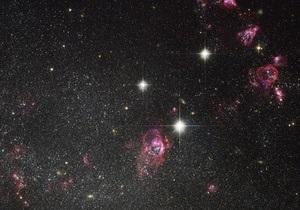 Астрономы обнаружили одну из самых отдаленных от Земли галактик